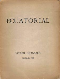 Ecuatorial, 1918.