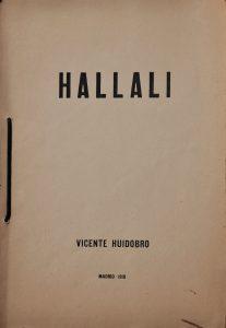 Hallali, 1918.
