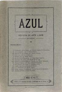 18. Revista Azul, 1913