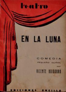 En la luna, 1934.