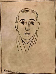 37. VH visto por Picasso, 1921