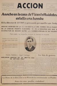 45. VH, Periódico Acción.