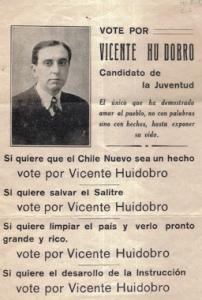 46. VH, candidato presidencial