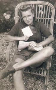 62. Raquel Señoret, la última mujer del poeta,