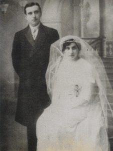 15. Matrimonio de Vicente y Manuela, 1912