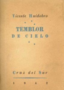 Temblor de cielo, 1931.
