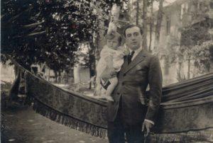 22. VH con su hija Manuela