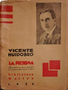 La próxima, 1934.