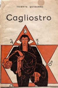 Cagliostro, 1934.