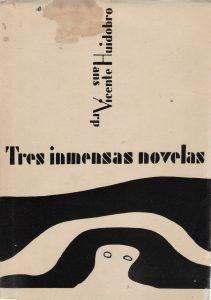 Tres inmensas novelas, 1935.