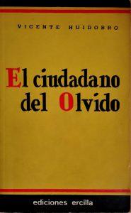 El ciudadano del olvido, 1941.