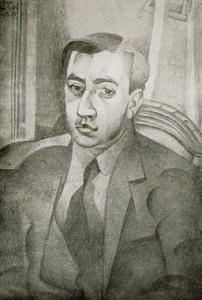 35. VH visto por Juan Gris, 1917