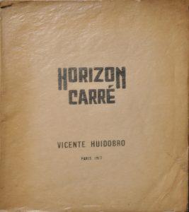 Horizon carré, 1917.