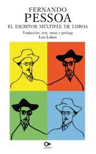 portada Fernando Pessoa por Leo Lobos
