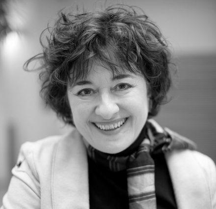 Tidigare vinnare av Nordiska rådets litteraturpris Pia Tafdrup.